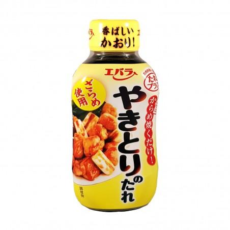 Sauce für yakitori - 240 ml Ebara SQQ-25398201 - www.domechan.com - Japanisches Essen