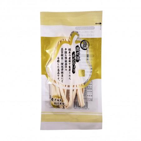 Kanpyo zucca - 20 g Yukiya Kezuka XAC-51894342 - www.domechan.com - Prodotti Alimentari Giapponesi