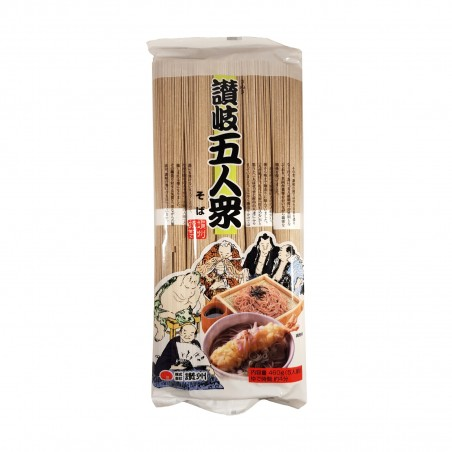 Soba sanshuan - 460 g Sanshuan SAB-38151121 - www.domechan.com - Prodotti Alimentari Giapponesi