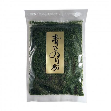 Alghe aonori in polvere hanabishi - 20 g Hanabishi AON-32298120 - www.domechan.com - Prodotti Alimentari Giapponesi