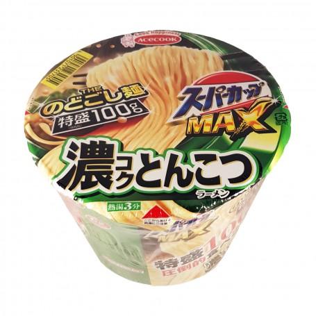 エースクックスーパーカップとんこつ - 120グラム Acecook AKK-21322144 - www.domechan.com - Nipponshoku