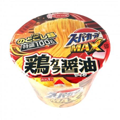 エースクックスーパーカップ醤油 - 119 g Acecook KDE-24542788 - www.domechan.com - Nipponshoku
