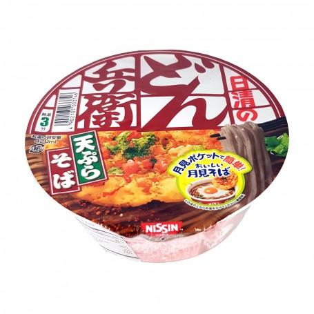 日清ドンベイテンプラそば - 100グラム Nissin EHN-23729472 - www.domechan.com - Nipponshoku