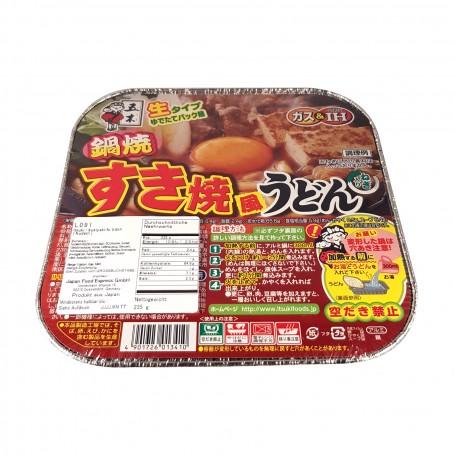 Sukiyaki-fu udon - 235 g Itsuki SUK-12342132 - www.domechan.com - Japanisches Essen