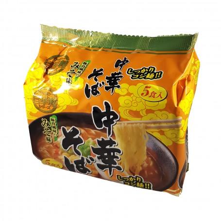 Chuka soba miso - 450 g Yamamoto CHU-65675473 - www.domechan.com - Japanese Food