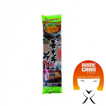 Soba di grano saraceno - 200 g Marufuji BLY-75582548 - www.domechan.com - Prodotti Alimentari Giapponesi