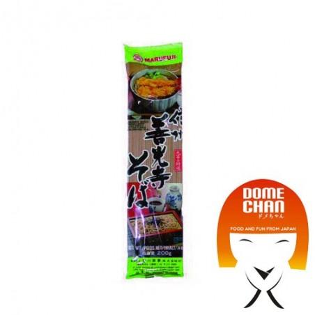 Soba, trigo sarraceno - 200 g Marufuji BLY-75582548 - www.domechan.com - Comida japonesa
