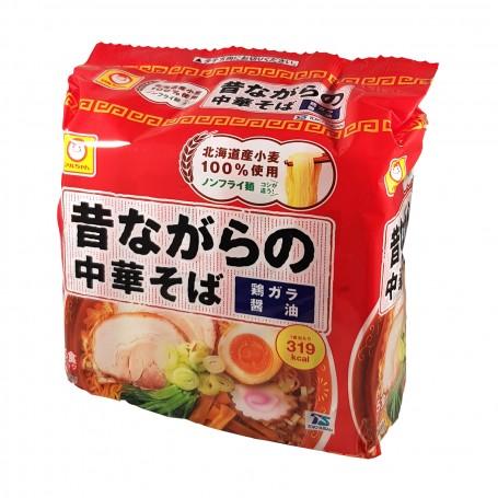 Sojasauce chuka soba - 540 g Maruchan NUD-01209120 - www.domechan.com - Japanisches Essen