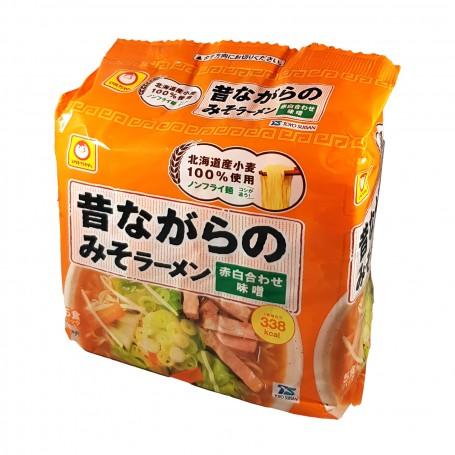 Chuka soba al miso ramen - 530 g Maruchan UKA-45390093 - www.domechan.com - Japanese Food