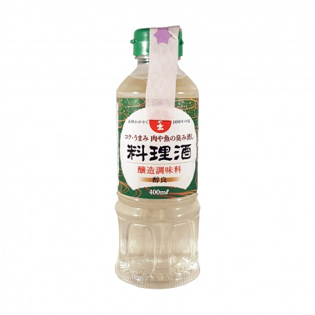 Sake kitchen ryorishu - 400 ml Hinode RYO-32456133 - www.domechan.com - Japanese Food