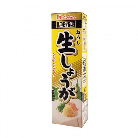 Ingwer in Oroshi nama Shoga Pasta - 40 g House Foods OGA-63654633 - www.domechan.com - Japanisches Essen