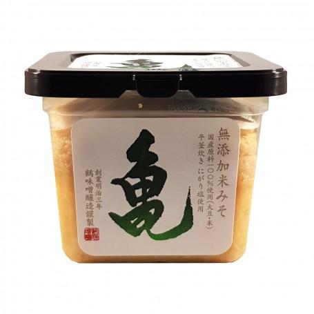 米味噌 - 500グラム Tsurumiso RIZ-27811282 - www.domechan.com - Nipponshoku