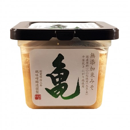 Rice miso - 500 g Tsurumiso RIZ-27811282 - www.domechan.com - Japanese Food
