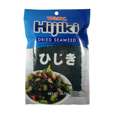 Hijiki seaweed - 56,7 g Wel Pac HIJ-77987892 - www.domechan.com - Japanese Food