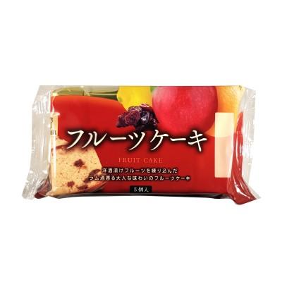 Castella fruit - 200 g Taiyo Foods FRU-34564111 - www.domechan.com - Prodotti Alimentari Giapponesi