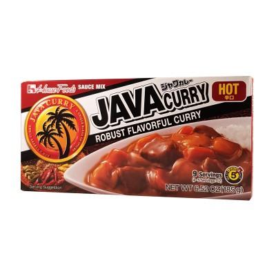 Java curry piccante - 185g House Foods JAV-12348976 - www.domechan.com - Prodotti Alimentari Giapponesi