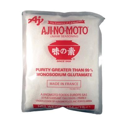 Monosodium glutamate - 454 g Ajinomoto GLU-21560991 - www.domechan.com - Japanese Food