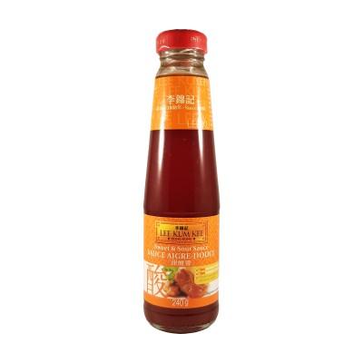 Süß-saure Sauce-240 g Lee Kum Kee AGR-54432122 - www.domechan.com - Japanisches Essen