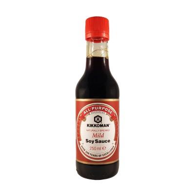 Soja-sauce süß-kikkoman - 250 ml Kikkoman VTU-24327768 - www.domechan.com - Japanisches Essen