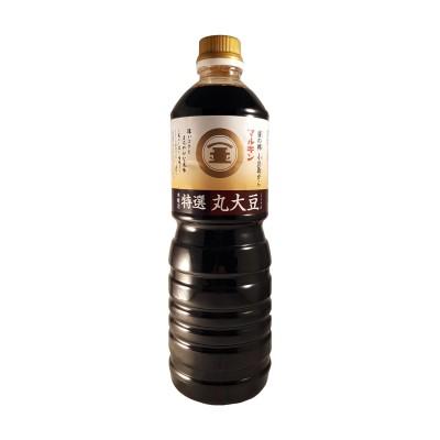 Soy sauce koikuchi Marukin tokusen - 1 l Marukin KIN-87697512 - www.domechan.com - Japanese Food