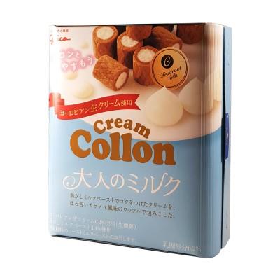 Collon al caramello ripieni di crema al latte - 48 g Glico COL-70155533 - www.domechan.com - Prodotti Alimentari Giapponesi