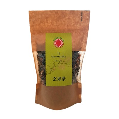 Green tea genmaicha bancha - 100 g JAPINFOOD GEN-32149821 - www.domechan.com - Japanese Food