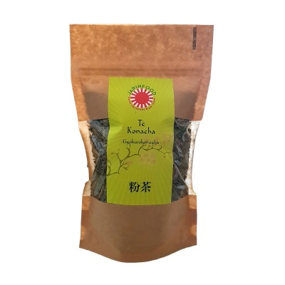 Tè verde konacha gyokurokonacha - 100 g JAPINFOOD KON-25498898 - www.domechan.com - Prodotti Alimentari Giapponesi
