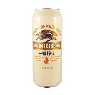 Birra kirin ichiban in lattina - 500 ml Kirin CEQ-06734623 - www.domechan.com - Prodotti Alimentari Giapponesi