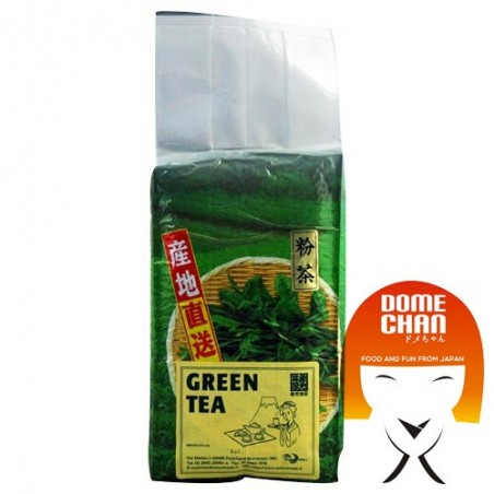 Konacha(緑茶粉末法)-1kg Hayashiya Nori Ten BEY-35652552 - www.domechan.com - Nipponshoku