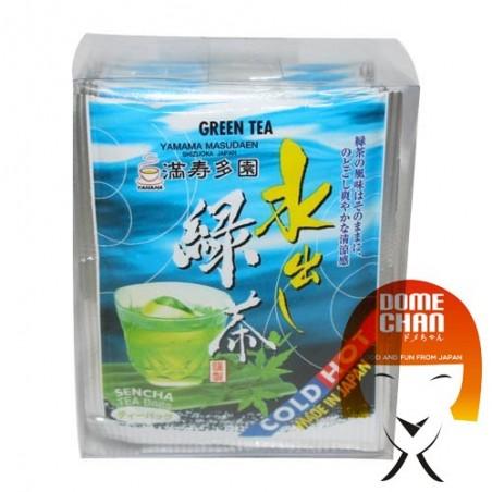 Té verde-filtros - 20 g Yamama BEW-27265247 - www.domechan.com - Comida japonesa