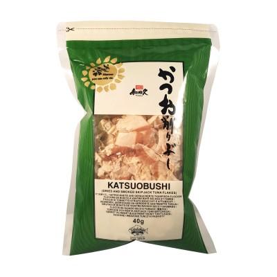 鰹節のカツオhanakatsuo(かつお節は乾燥フレーク)を-40g Wadakyu Europe RHW-64834894 - www.domechan.com - Nipponshoku