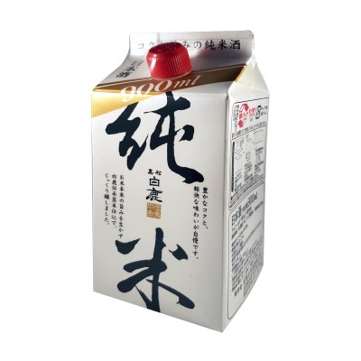 Küche Sake hakushika junmai - 900 ml Tatsuuma HAK-76872355 - www.domechan.com - Japanisches Essen