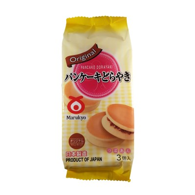 Klassische Dorayaki-150 g Marukyo CLA-56289100 - www.domechan.com - Japanisches Essen