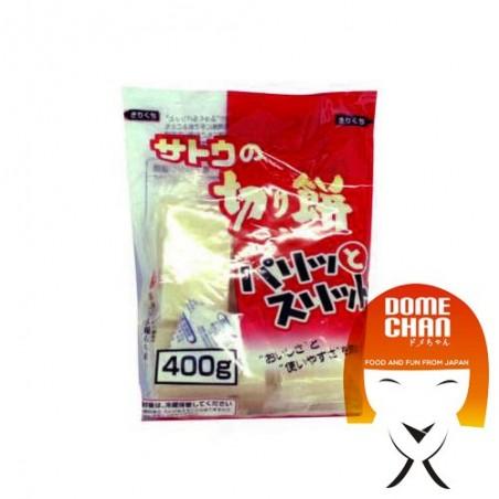 Kirimochi - gâteau de riz 400 g de Nissin BCY-35496657 - www.domechan.com - Nourriture japonaise