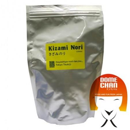 Alga kizami nori - 100 gr Hayashiya Nori Ten AUY-59832952 - www.domechan.com - Prodotti Alimentari Giapponesi