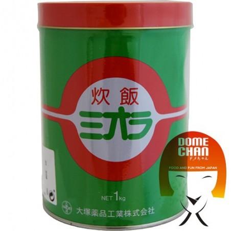 La poudre de perfectionnement pour le riz miola - 1 kg Miora BNY-75485744 - www.domechan.com - Nourriture japonaise