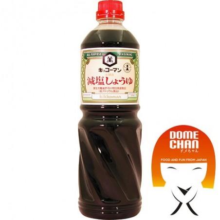 Soy sauce, genen from kikkoman - 1 l Kikkoman BVY-28973463 - www.domechan.com - Japanese Food