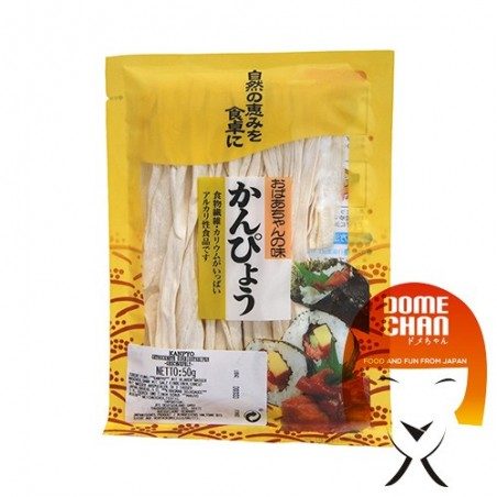Kanpyo (gourde) - 50 gr Momoya CDW-37282644 - www.domechan.com - Nourriture japonaise