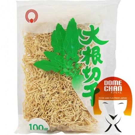 Daikon - 100 gr Sanko CHW-39485566 - www.domechan.com - Comida japonesa