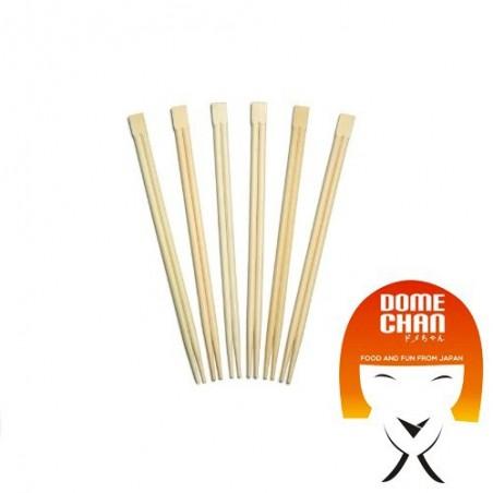 Lot de 10 baguettes de bambou jetables Uniontrade CWW-36884633 - www.domechan.com - Nourriture japonaise