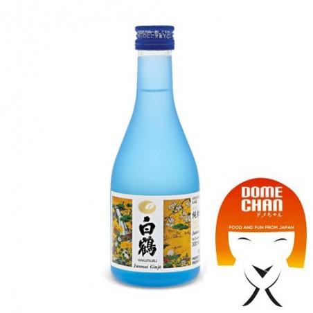 Sake superior hakutsuru junmai ginjo - 300 ml Hakutsuru DBY-52995484 - www.domechan.com - Japanese Food