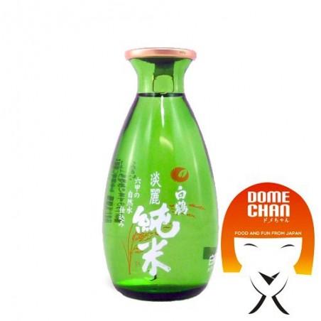 Hakutsuru Sake tanrei junmai - 180 ml Hakutsuru DCW-42665672 - www.domechan.com - Japanisches Essen