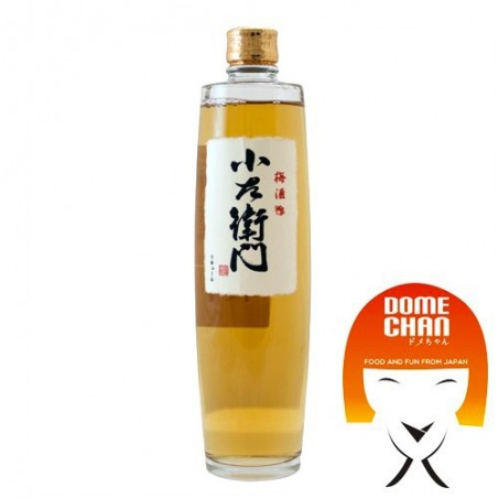 Umeshu kozaemon junmai - 500 ml Kozaemon DBW-83297884 - www.domechan.com - Japanisches Essen