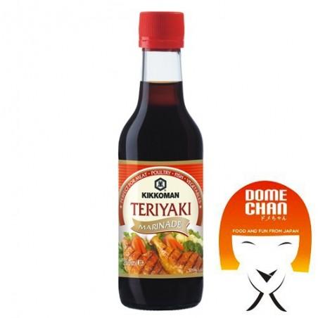 Sauce Teriyaki - 250 ml Kikkoman DGY-32853886 - www.domechan.com - Nourriture japonaise