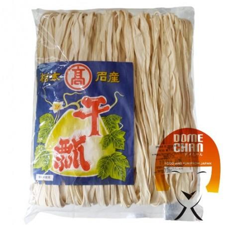 Kanpyo (pumpkin) - 500 gr Takayama Shunichiro EHW-96397352 - www.domechan.com - Japanese Food