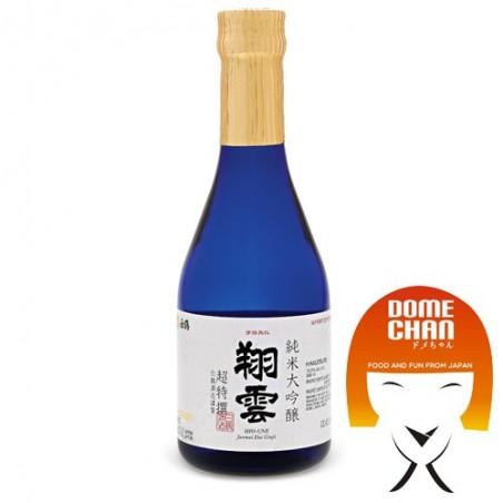 Bien hakutsuru junmai dai ginjo sho-une - 300 ml Hakutsuru EJW-37884584 - www.domechan.com - Comida japonesa