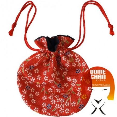 Kinchaku, a Japanese purse Domechan ENW-36453723 - www.domechan.com - Japanese Food