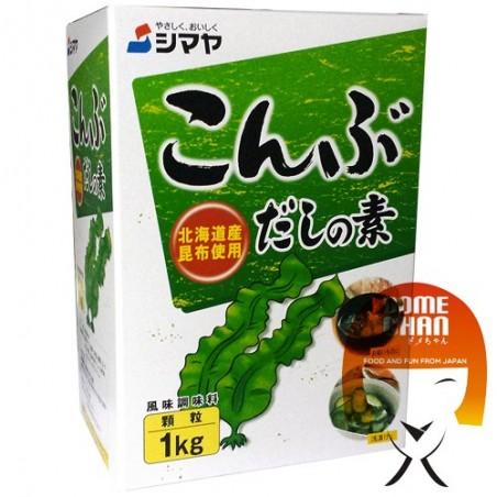 Kombu dashi era como cuando - 1 kg Shimaya FBW-67853924 - www.domechan.com - Comida japonesa