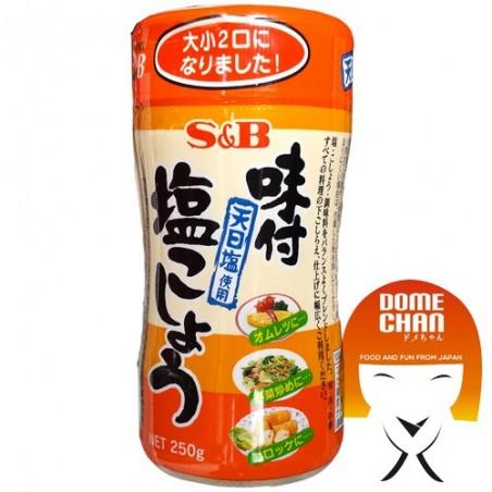 S&B flavored salt - 250 gr S&B FCW-36488462 - www.domechan.com - Japanese Food