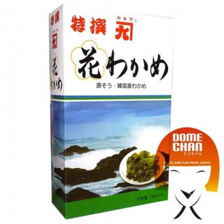 Alga kaneku hanawakame seca 360 gr Kaneku FCY-84555492 - www.domechan.com - Comida japonesa